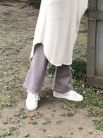 【50%off】BRISEMY Back slit rib pants ブライズミー バックスリットリブパンツ