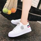 【shoes】厚底カジュアル気質あふれ合わせやすいスニーカー