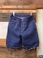 60's Levi's for gals cut off shorts