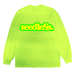 seedless coop fluorescence LS tee