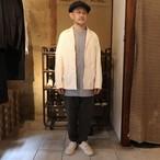 ASEEDONCLOUD アシードンクラウド Handwerker Jacket/ハンドベーカージャケット Off White #202205