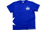 【STAR logo T-shirt】blue