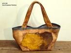くたくた山羊革トートバッグ Bag-120