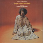 Alice Coltrane feat. Pharoah Sanders / Journey In Satchidananda (LP)