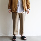 STILL BY HAND【 mens 】cotton easy pants