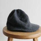 HICOSAKA【 mens 】cashmere wrap cap