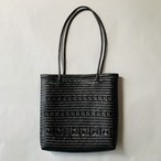 Mercado Color Bag / Black(メルカドカラフルバッグブラック)