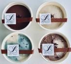 2019 Cool Cream Cup (クールクリームカップ4個セット) raw chocolate