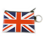 LONDONお財布(小銭入れ)【UNION JACK】Euro Stick 90192-A
