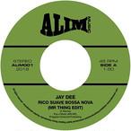 "【7""】Jay Dee / J Dilla - Rico Suave Bossa Nova (Mr Thing Edit) / Come Get It"