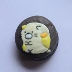 ブラックショコラ 簡単なキャラクター・ロゴ