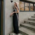 スポーティ パンツ ウエストゴム オルチャンファッション