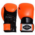 GOSSA ボクシンググローブ 【オレンジ&ブラック】