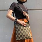 Loewe/Anagram total pattern Canvas shoulder bag
