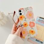 【オーダー商品】Flower illustration Phone Case