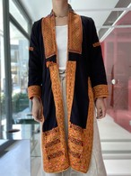 Red Dao  embroidery coat