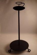 20匁~100匁用 鉄製燭台 江戸型