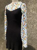 Polyestel design camisole dress