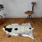 仔羊のムートンラグ 天然色