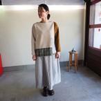 WOOLパッチワーク パッチワークTシャツ  03S43 サイズ2