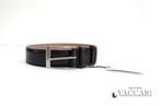 ヴァッカーリ VACCARI アリゲーター エキゾチックレザー ベルト 80