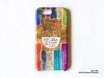 iPhone7Plusケース 革張りハードタイプ LE-1148
