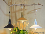 【9/2以降発送】LEDハンギングランプ POST GENERAL 全3色 おしゃれキャンプ