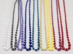 【000 トリプル・オゥ】Sphere necklace [SP102]