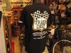 TRASH DEPT オリジナルTシャツ タイプDブラック