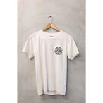 LCR オリジナルTシャツ(WHITE・ワッペン)