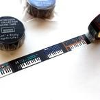 【マスキングテープ】シンセサイザー・ドットコレクション マスキングテープ01