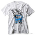 CAMPS キャンプTシャツ【過積載】
