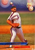 MLBカード 93FLEER John Franco #073 METS