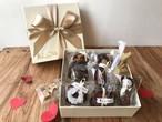 世界のお祝い バレンタインクッキーBOX