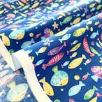 小さなお魚 Small Fish * 45×114cm