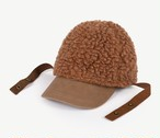 【THE ANIMALS OBSERVATORY 】ボア&CAPセット 3way HAMSTER HAT / 639-043FO
