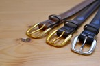 TORY LEATHER - Bridle Leather Belt