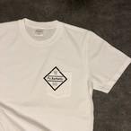 POCKET T-SHIRTS (WHITE)