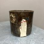 KoyomiYanagimoto Star pot 花鉢