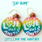 LOVE ONE ANOTHERピアス