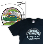 "【数量限定】YOUNGER GENERATION ""20081021""+YOUNGER T-shirt"