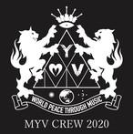 """MIYAVI ファンクラブ """"MYV CREW"""" 2020年度会員"""
