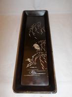 螺鈿ペン皿 Urushi lacquer a plate