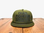 【Hunger Knock】 TRAIL FIGHTER(Militarygreen)