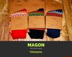 Magon(マゴン) ネイティブ柄ソックス RankS☆アメカジファッション