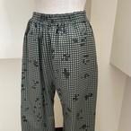 【RehersalL】chinocamo easy pants(B) /【リハーズオール】チノカモイージーパンツ(B)