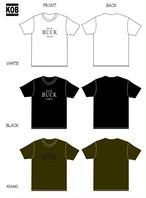 OVER BUCK TOKYO T-shirt