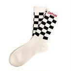 """CHECKER"" Socks"