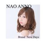 【安納なお】CD Single「Brand New Days」3曲入