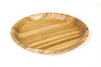 zebrawood plate 210mm
